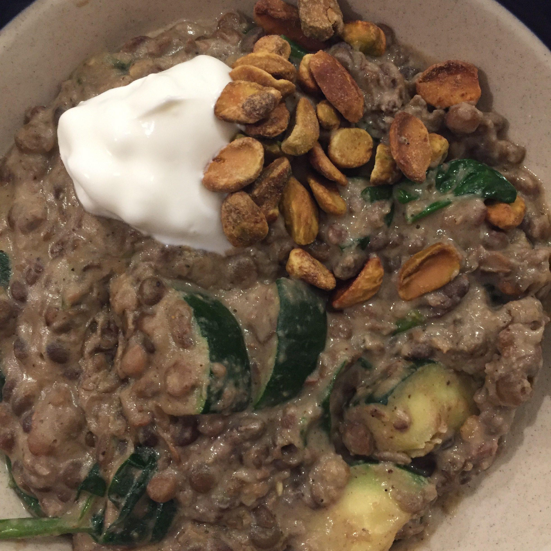 Kofte Lentil Curry, vegetarian